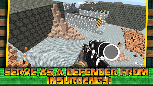 Insurgent Block Survival Games