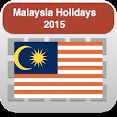 Malaysia Public Holiday 2015