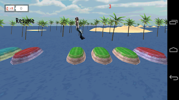 Screenshot of Tsunami Survival