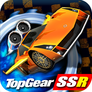 Top Gear: Stunt School SSR for PC and MAC