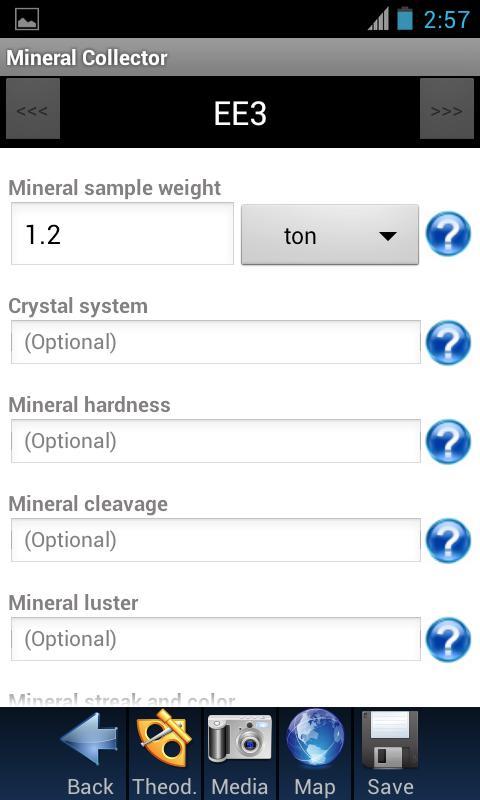 Mineral Collector- screenshot