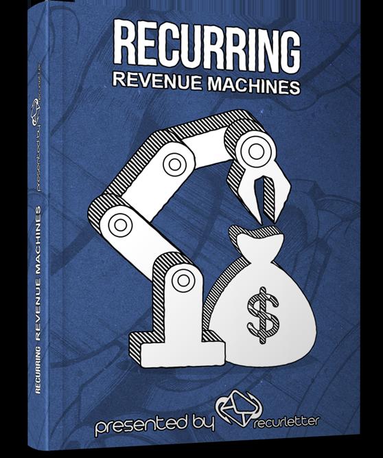 Ben Adkins – Recurring Revenue Machines