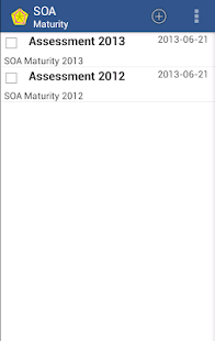 SOA Maturity- screenshot thumbnail