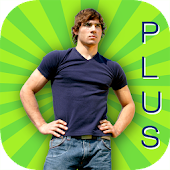 Men's T-Shirt Store Plus App