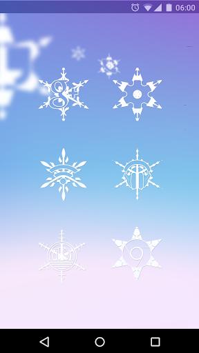 Tha Snowflake - Icon Pack