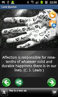 玩免費娛樂APP|下載love & romantic quotes app不用錢|硬是要APP