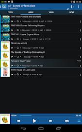 DoggCatcher Podcast Player Screenshot 37
