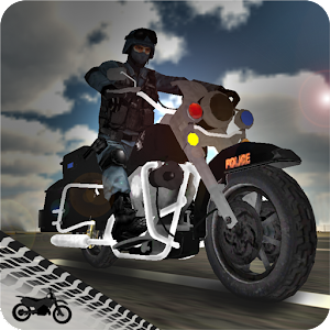 Chopper Motorbike Driving 3D for PC and MAC
