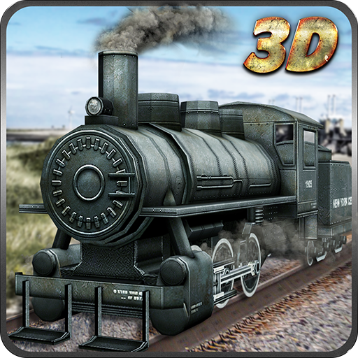 Real Train Driver Simulator 3D 模擬 App LOGO-APP試玩