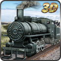 Real Поезд Driver Simulator 3D icon