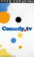 Screenshot of Comedy.TV