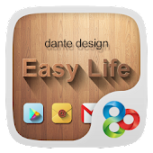 Easy Life GO Launcher Theme
