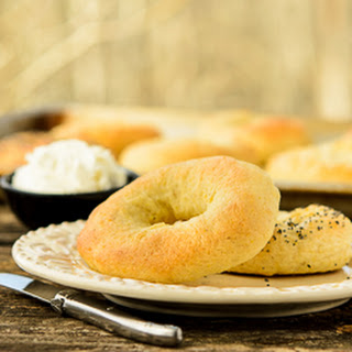 Cornmeal Bagels