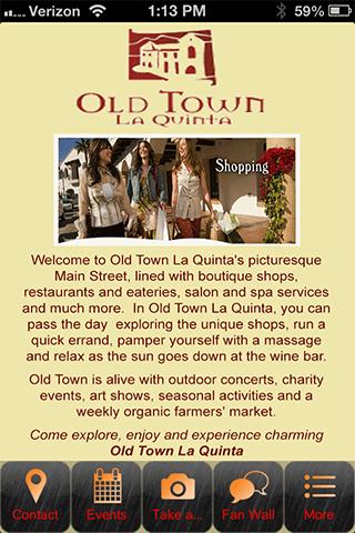 Old Town LA Quinta
