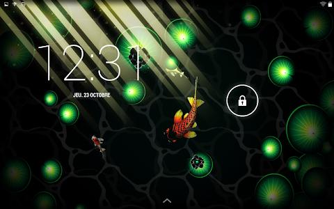 Majestic Koi live wallpaper HD v1.0