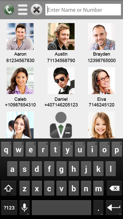 Screenshots of Quick DialApp : Instant Dialer for iPhone