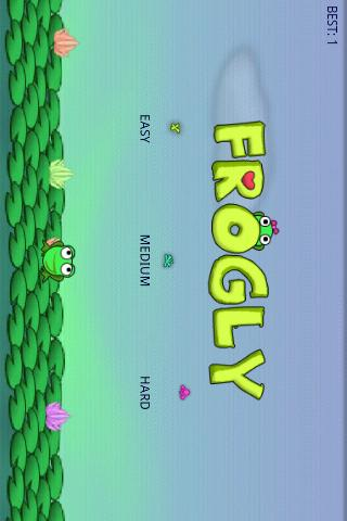 Frogly: Swamp Prince- screenshot