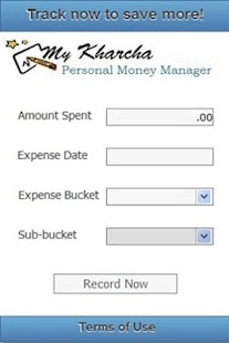 My Kharcha - Expense Tracker - screenshot thumbnail