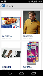 Ofertia - Offers & stores - screenshot thumbnail