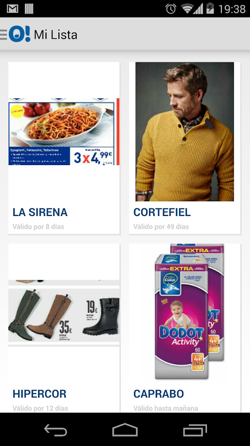 Ofertia - Offers & stores - screenshot