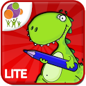 Kids Tracing Letters Lite icon
