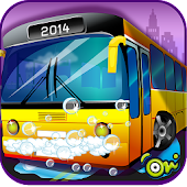 Little Bus Wash – Kids Games