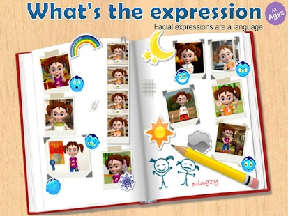 What's the Expression-All Ages