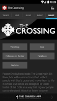 Screenshot of The Crossing