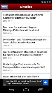 Sozialversicherungs Blog- screenshot thumbnail