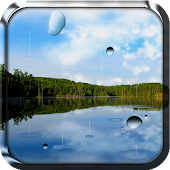 Water Drop Live Wallpaper