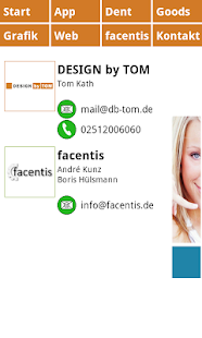 DESIGNbyTOM - facentis- screenshot thumbnail