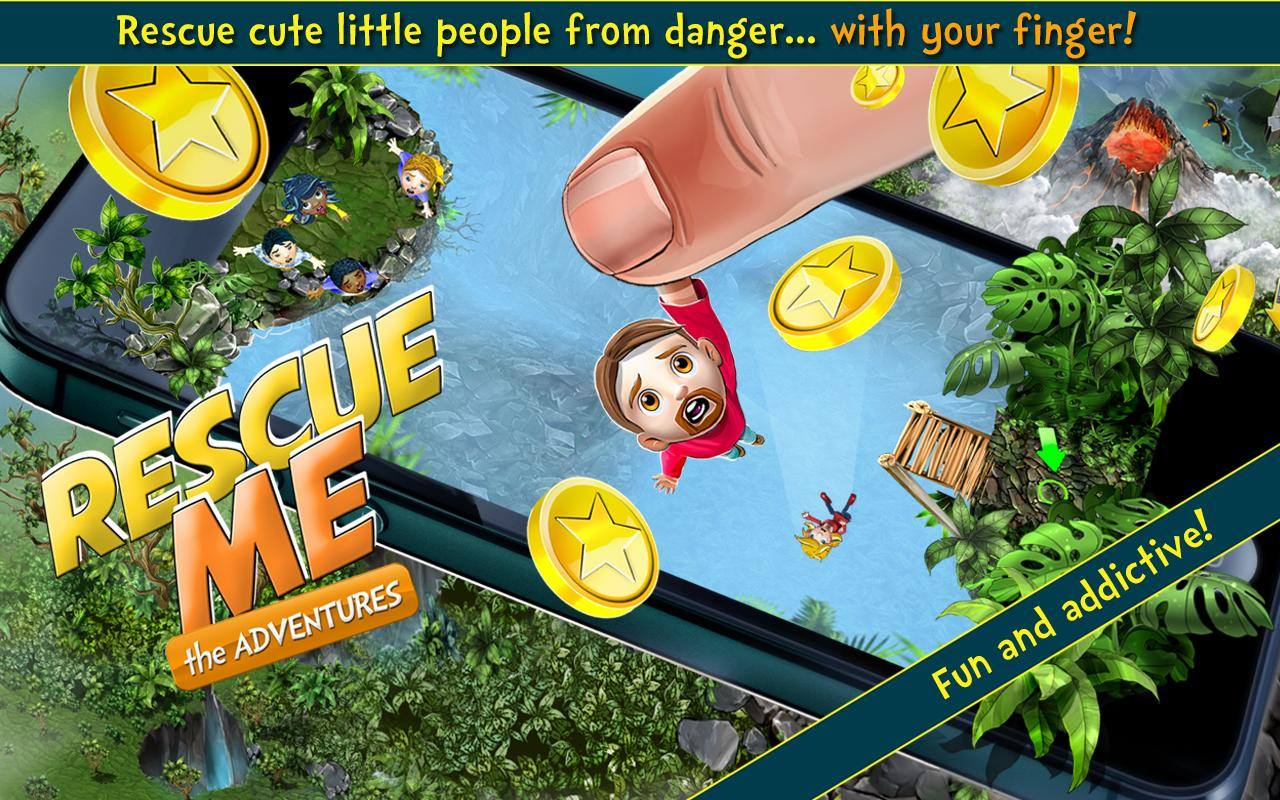 Rescue Me - The Adventures - screenshot