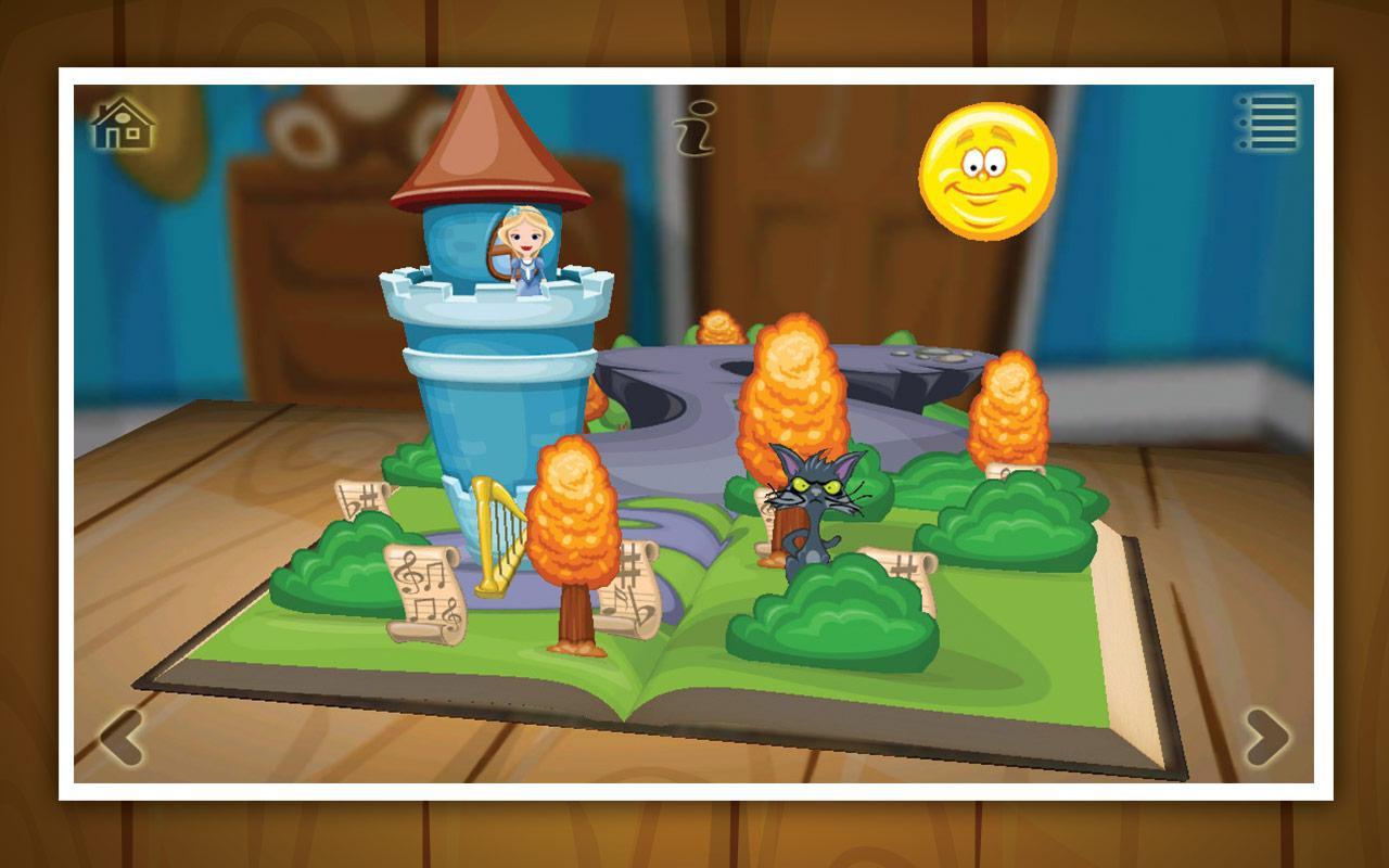Grimm's Rapunzel - screenshot