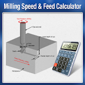 Milling Speed Feed Calculator