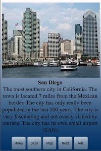 Guide to San Diego California screenshot 3