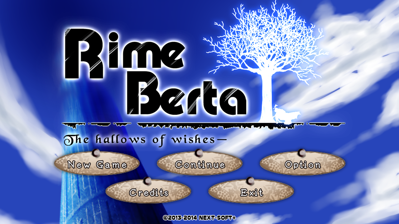 Rime Berta Lite- screenshot