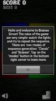 Screenshot of Brainee Simon Full