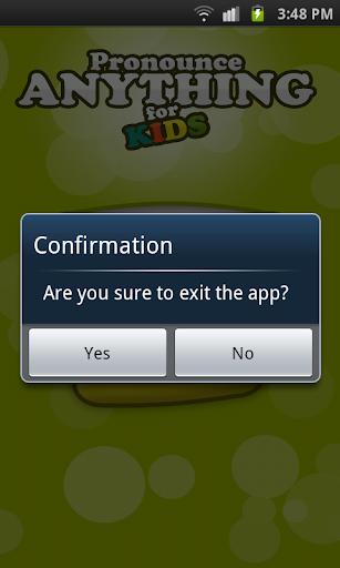 【免費教育App】Pronounce Anything For Kids-APP點子