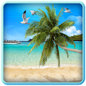Beach LWP icon