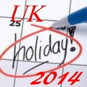 2014 UK Bank Holidays