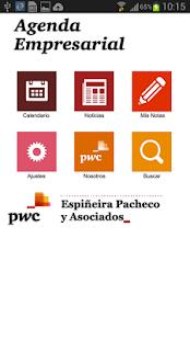 Agenda Empresarial- screenshot thumbnail