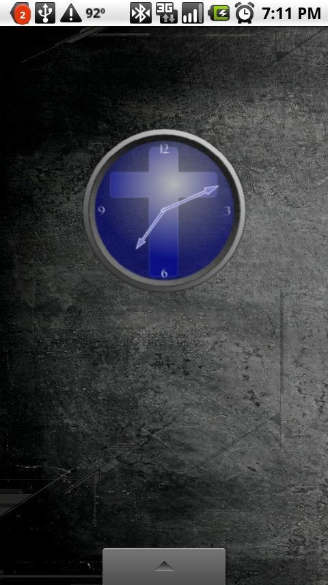 Religious Analog Clock- screenshot