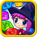 Halloween Witch Match 3 icon