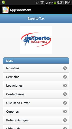 Experto Tax Español