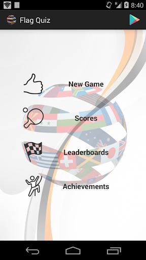 【免費益智App】FlagQuiz_Wakim-APP點子