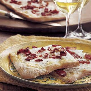 Onion and Bacon Tart.