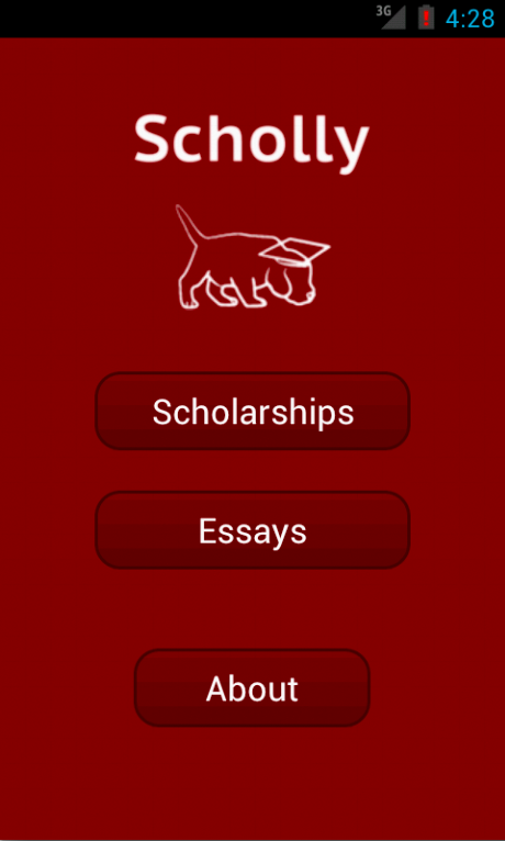 Scholly: Scholarship Search - screenshot