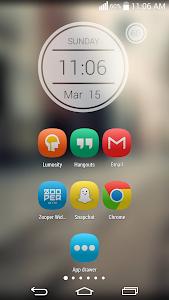 MeeUI HD Apex Nova Holo Adw v5.1