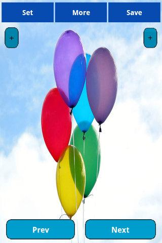 Balloons Wallpapers - screenshot