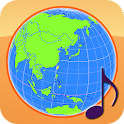 地球仪与国旗国歌 (ISO 3166) icon